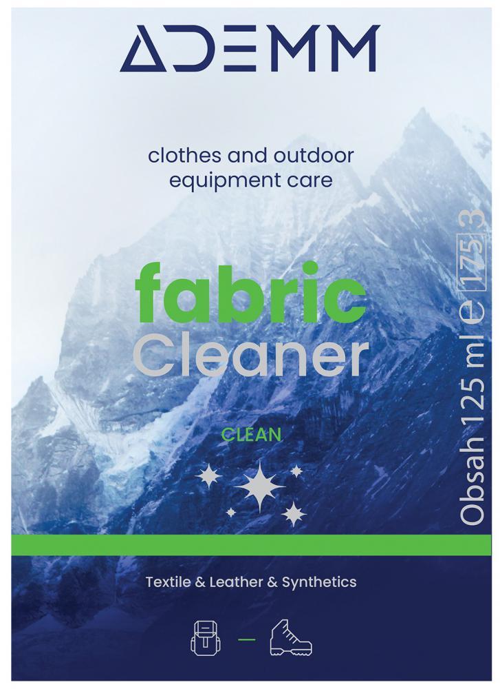 Fabric Cleaner 125 ml, PL/HU